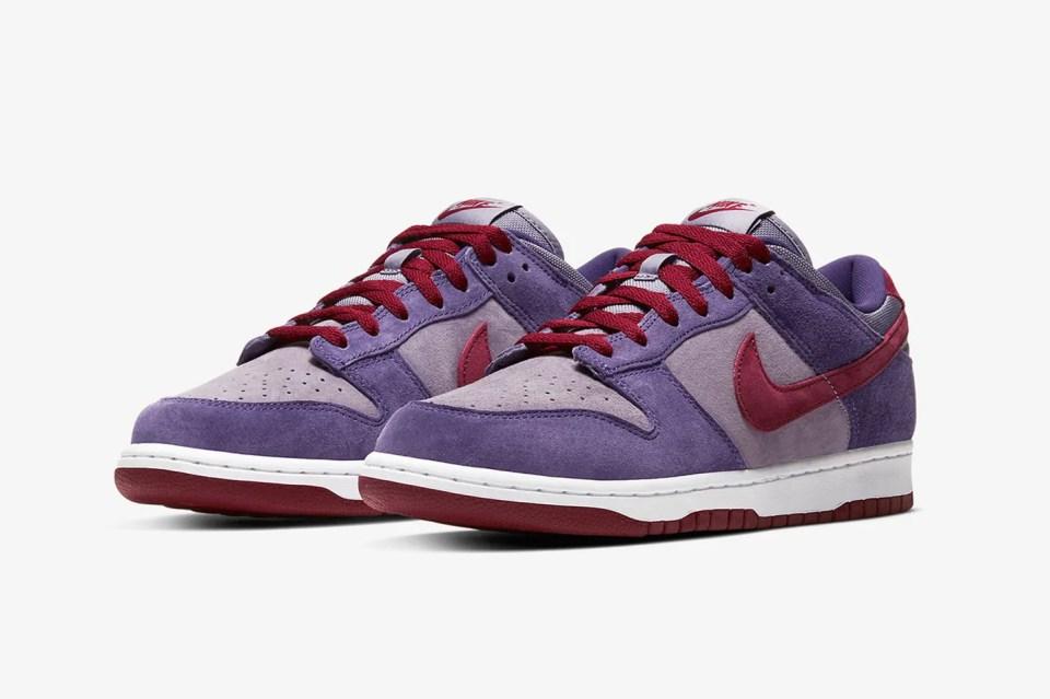 Nike Dunk Low SP「Plum」配色香港區抽籤情報公開 | HYPEBEAST
