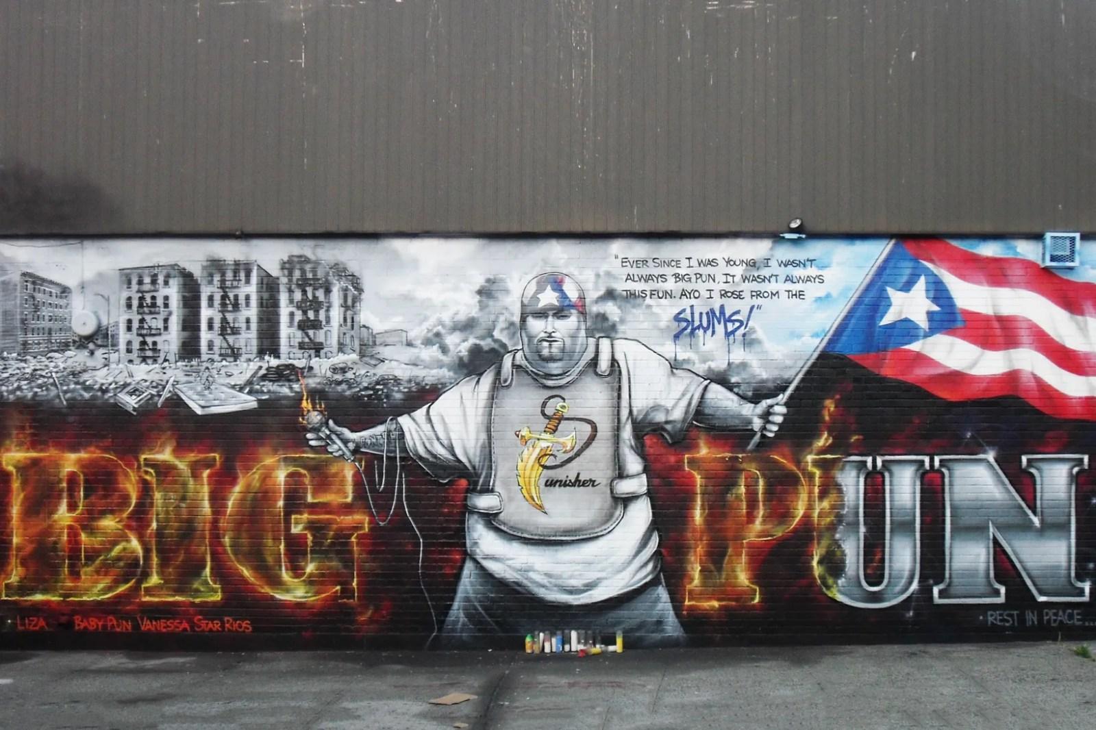 Posted on 9 september, 2013. Best Street Art Locations In New York City Hypebeast