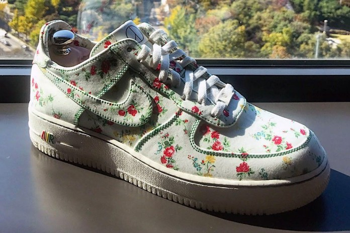 Image result for gd top custom made flower road shoes