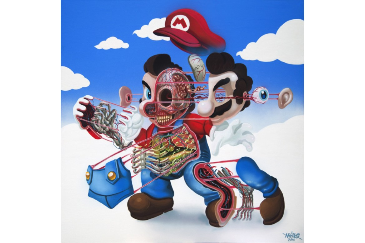 nychos dissection of super