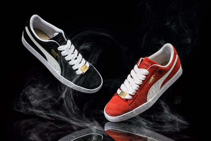 PUMA Suede Classic B Boy Red Black Sneakers Shoes Footwear 50th Anniversary 1968 Closer Look Release Date Info Drops
