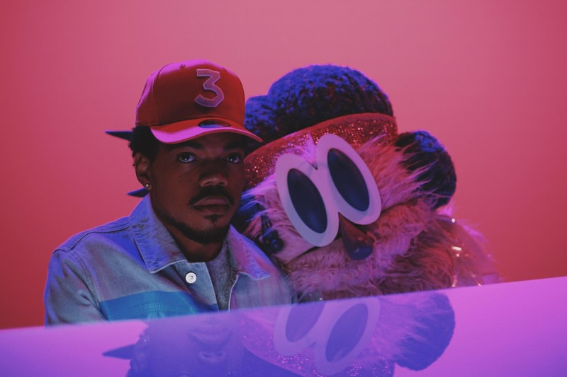 chance the rapper joins