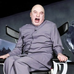 Dr Evil Chair Home Studio Dining Chairs Mike Myers Austin Powers Spinoff Hypebeast Wants To Make A Centric Movie