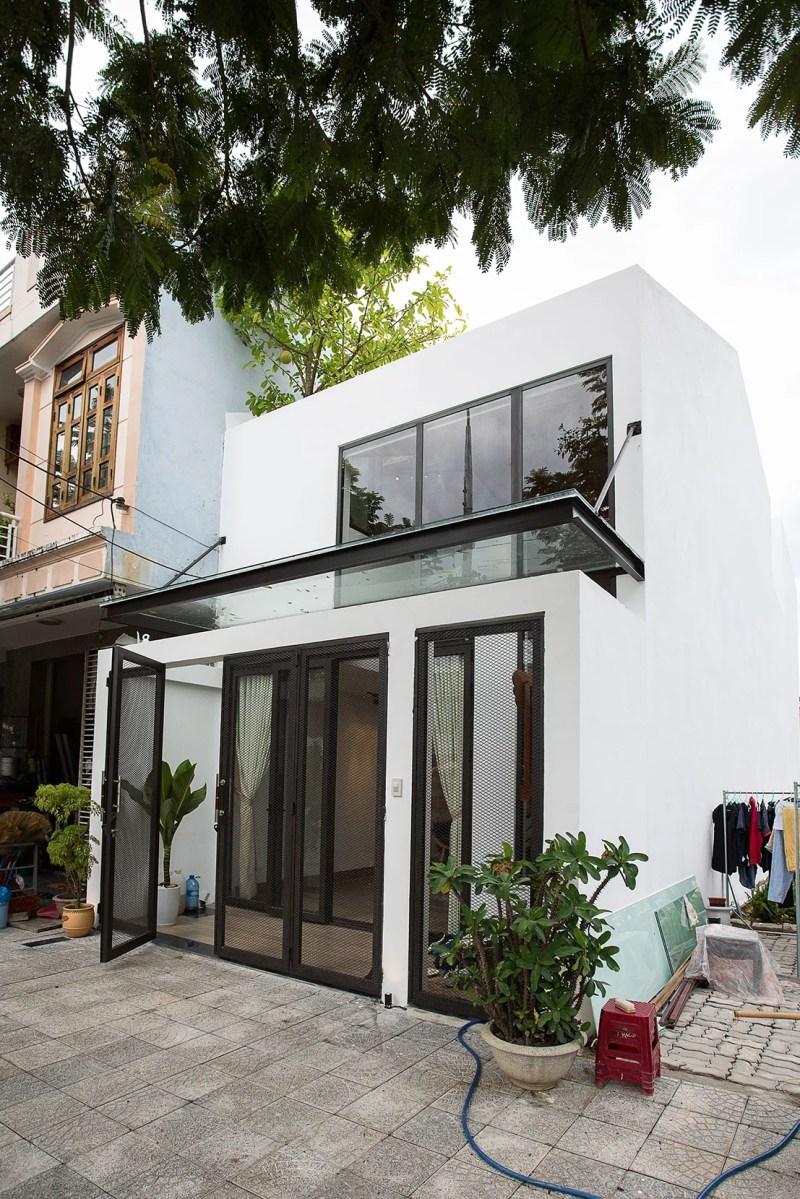 Minimalist House 85 Design In Vietnam Hypebeast
