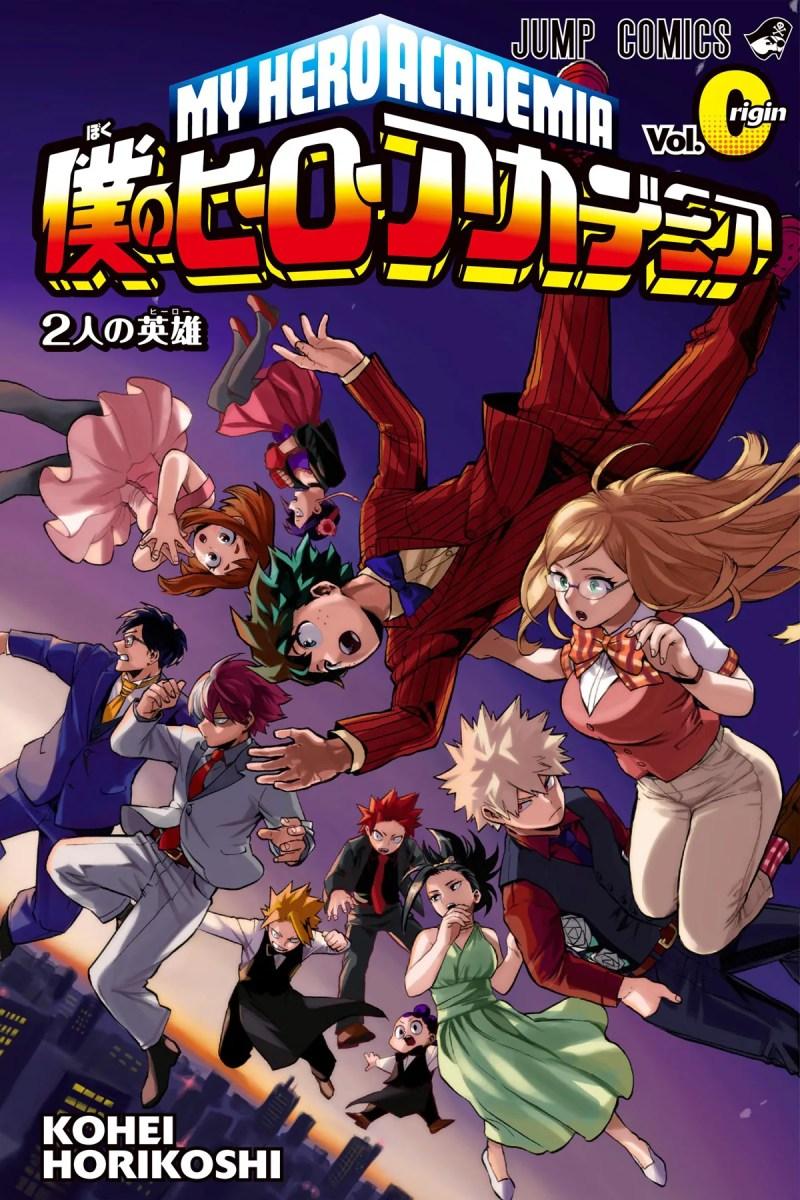 Two Heroes My Hero Academia : heroes, academia, Academia:, Heroes', Comes, Prequel, Manga, HYPEBEAST