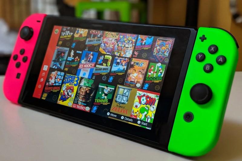 Nintendo Switch Online S Nes Emulator Got Hacked Hypebeast