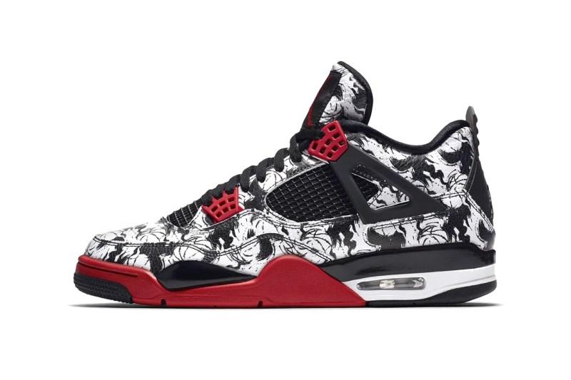 Air Jordan Tattoos
