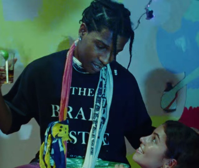 Aap Rocky Drops Off Disco Influenced Video For Sundress