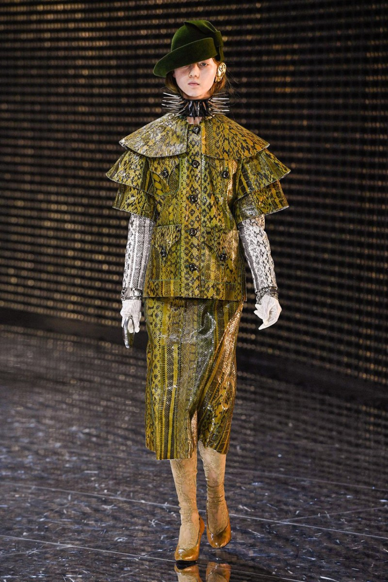 Gucci Fall Winter 2019 Mfw Runway Collection Hypebeast