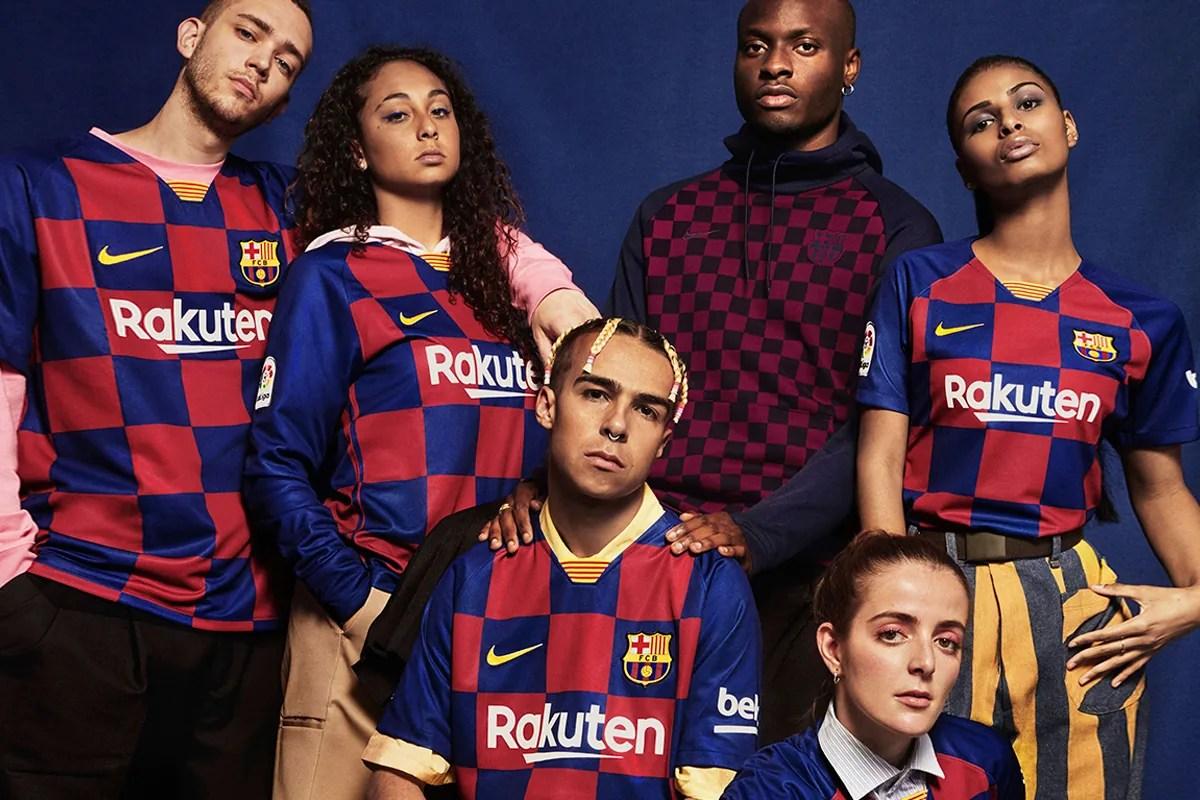 The 10 Best Football Kits Of The 2019 20 Season Hypebeast