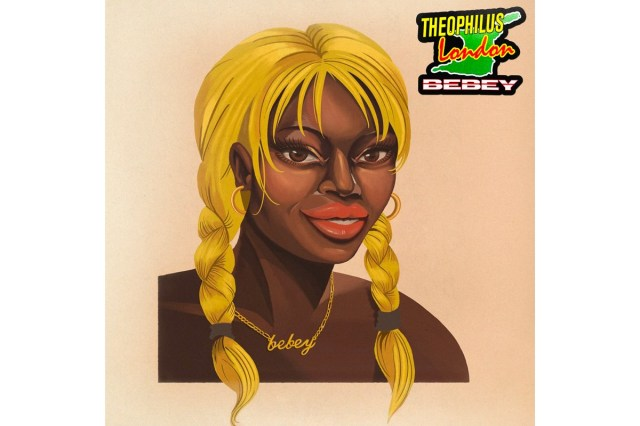 Theophilus London 'Bebey' Album Stream hip-hop rap r&b  tame impala lil Yachty, Ian Isiah, Raekwon, Giggs, Ariel Pink, Gemaine, and Kristian Hamilton  listen now spotify apple music