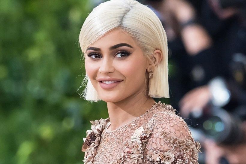 Kylie Jenner Buys $36.5M USD Mansion Los Angeles Holmby Hills Property Makeup Mogul Kardashian Sisters Houses Homes Celebrity News Travis Scott Real Estate