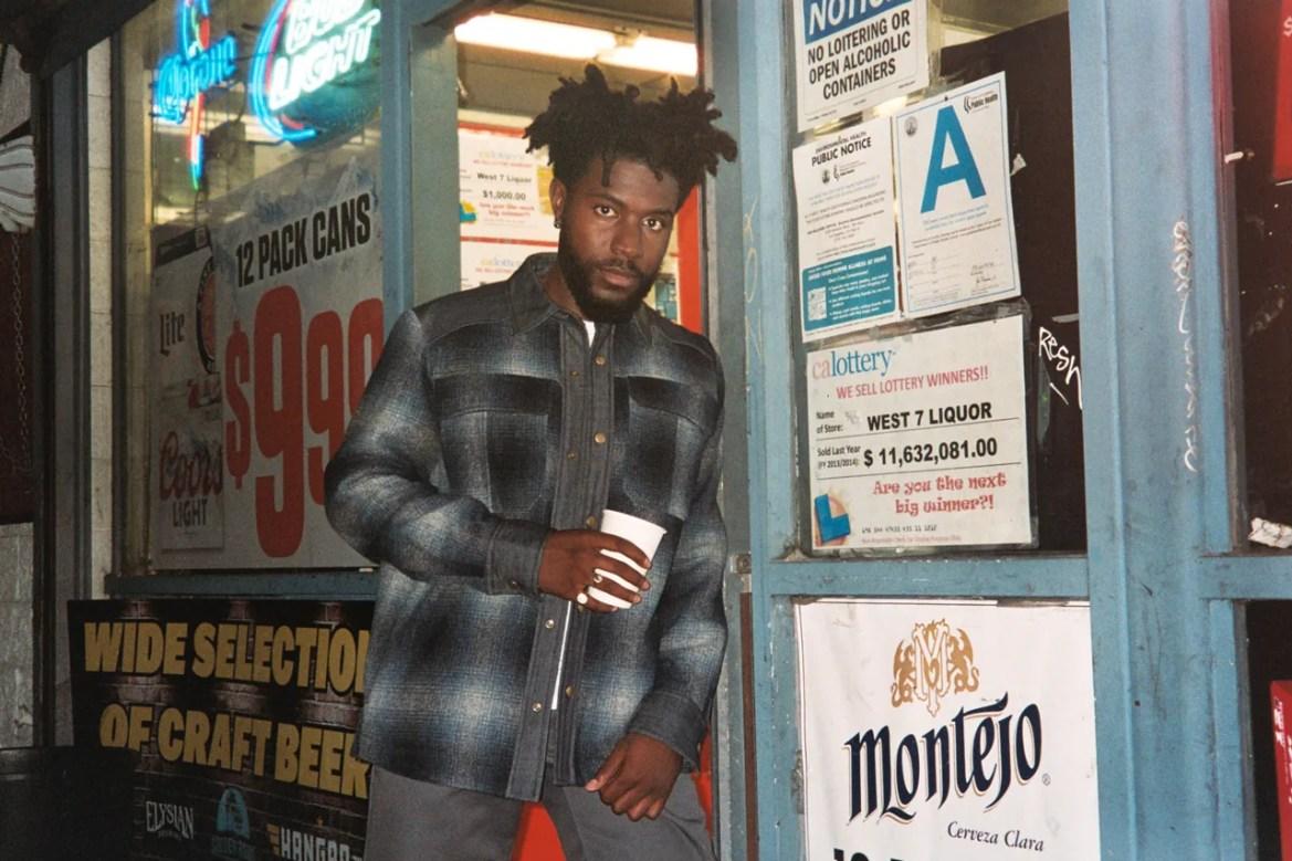 New Jersey artist Amazon Original Cash Money singer songwriter musician experimental alternative R&B tone-setting lighter flick Weezy