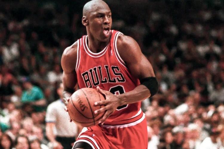 cei mai influenți sportivi Michael Jordan