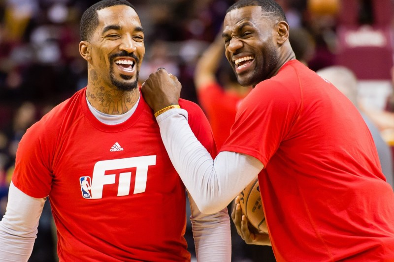 Lakers Rumored To Sign J R Smith For 2019 2020 Season