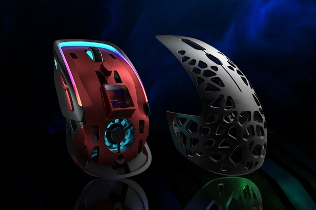 Zephyr Gaming Mouse Release Info Price Buy Kickstarter