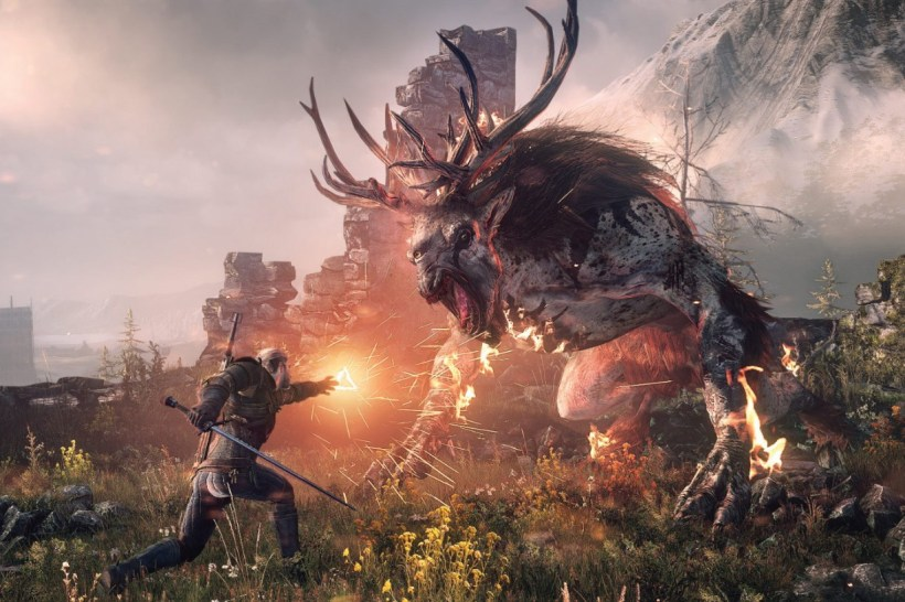 The Witcher 3 Wild Hunt Upgrade PlayStation 5 Xbox Series X CD Projekt Red