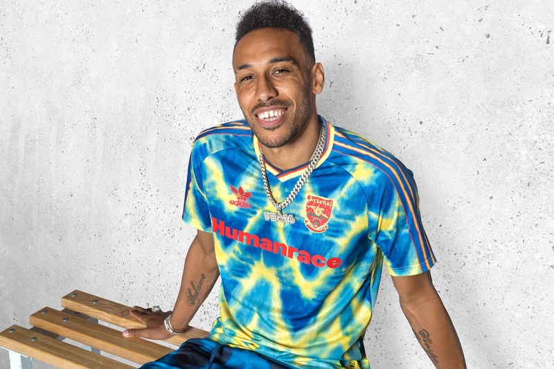 Pharrell x adidas Football Jerseys Release Info | HYPEBEAST