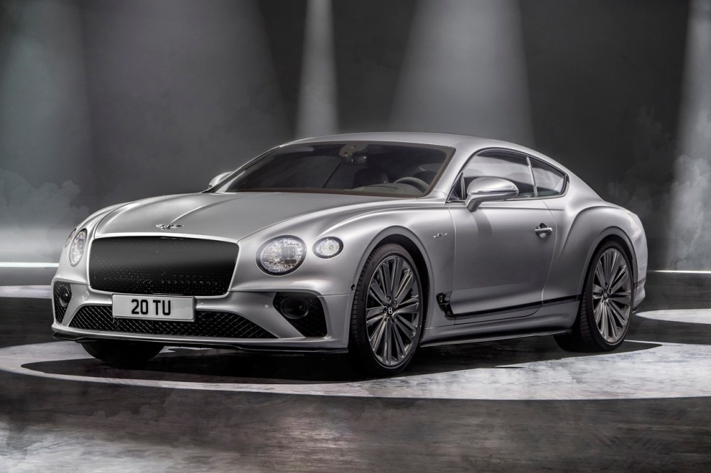 2021 Bentley Continental GT Speed Performance Model Luxury British Coupe Super Sports Car Drive Power W12 Comfort Top Speed Price