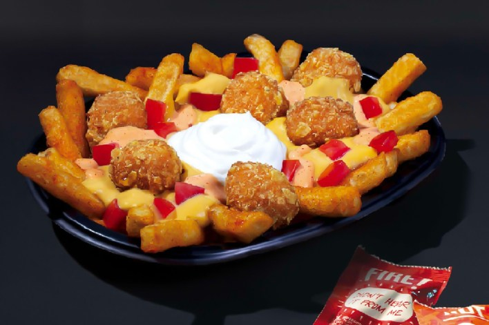 Taco Bell Crispy Cheese Dippers Nacho Fries Release Info Taste Review Price