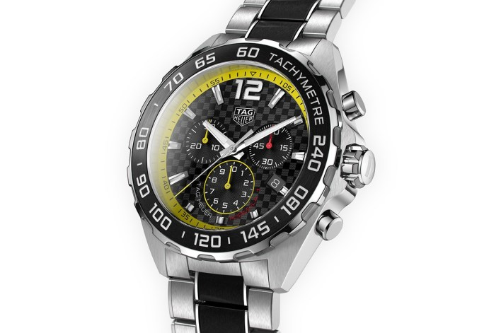 TAG Heuer Offers Formula 1 Special Edition Direct To the Public and Exclusively Online