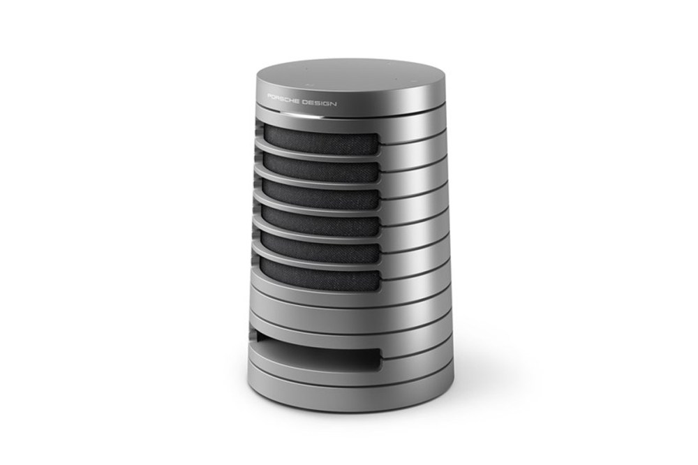 porsche design bluetooth wireless speakers drivers tweeters pds50 qi charging dock bay audio