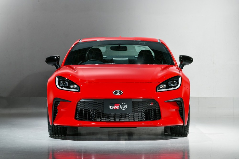 Toyota GR 86/Subaru BRZ Stats, Specs and Figures 0-60 2.4L Flat Four Engine