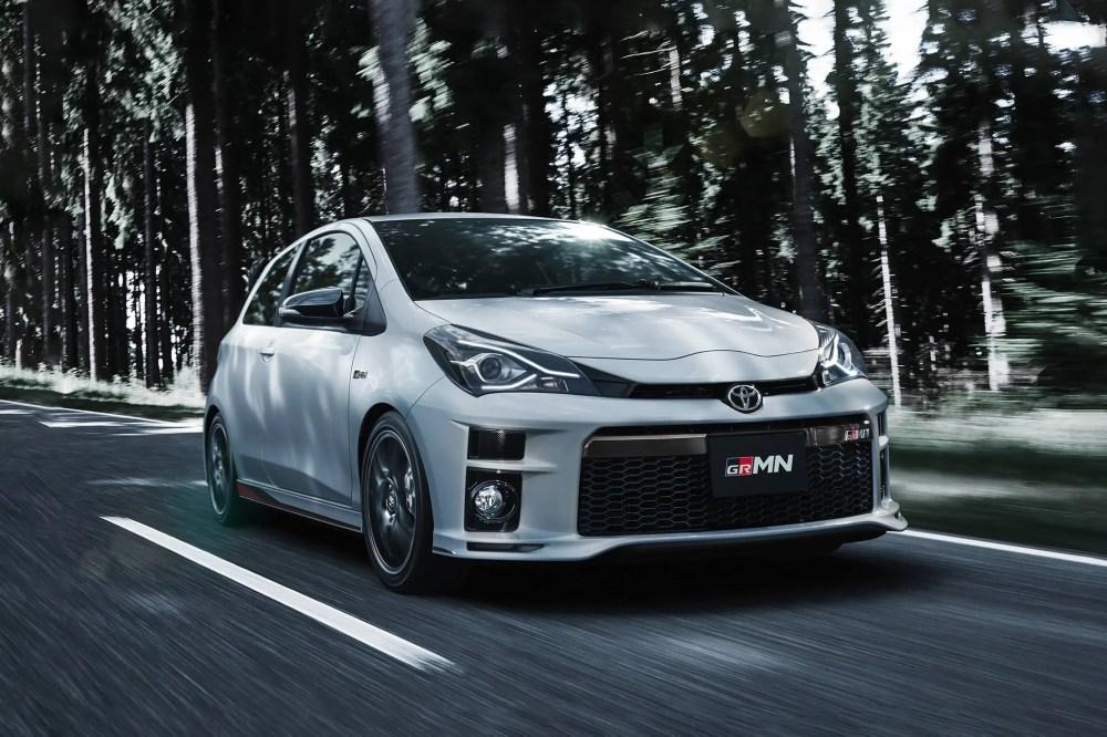 Toyota Gazoo Racing GR Lineup: Yaris, Prius, Vitz, Noah, Voxy, CH-R, Aqua Daihatsu Copen