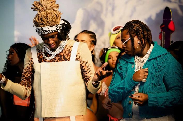 Young Thug Gunna Ski Music Video Release Info | HYPEBEAST