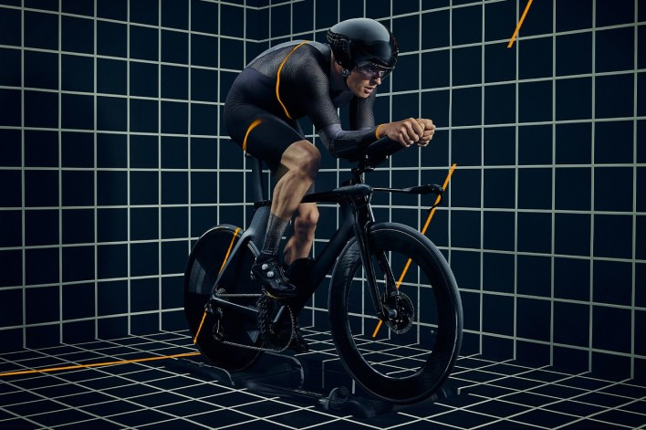 """Le Col x McLaren """"Project Aero"""" Cycling Release information jersey aerodynamics"""