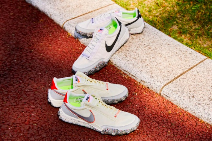 NIKE WAFFLE RACER CRATER white ct1983 105 104 menswear streetwear kicks shoes footwear spring summer 2021 ss21 collection info