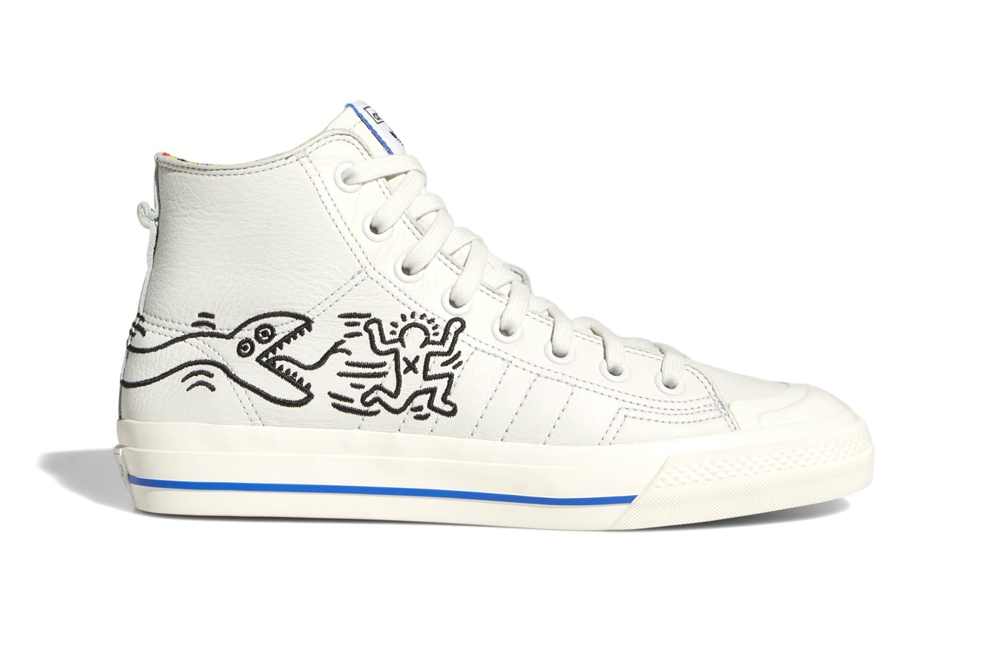 Keith Haring x Adidas