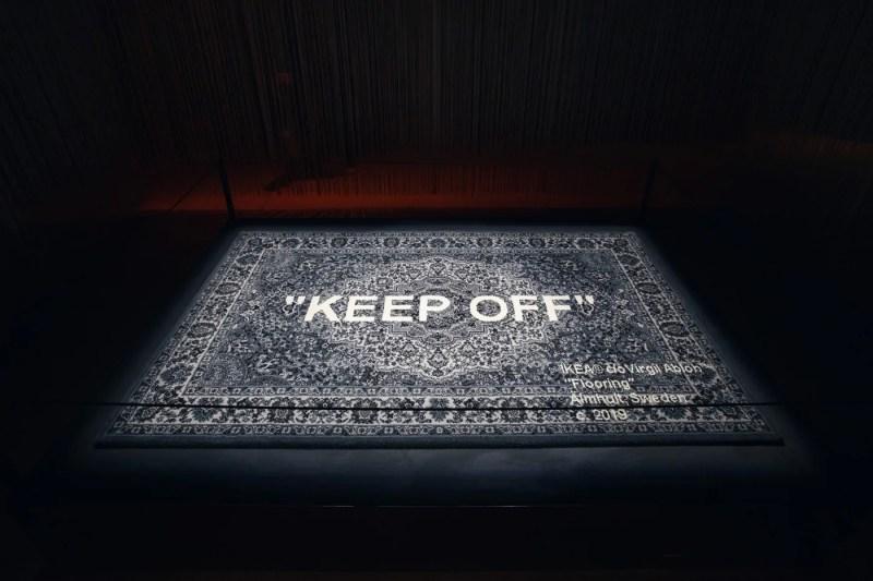 ikea x virgil abloh keep off