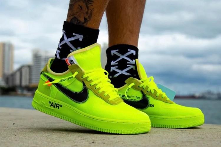 Justin Bieber 被警察查問 Nike x Off-White™ 球鞋上的「防盜掛牌」 | HYPEBEAST
