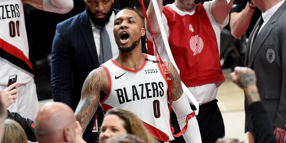 NBA 季後賽 2019 − Lillard 大號 Logo Shot 絕殺,全場狂飆 50 分擊退 Thunder 晉級次輪 | HYPEBEAST