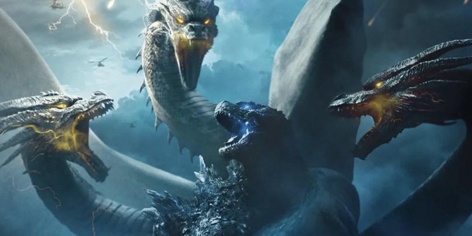 怪獸宇宙.即將到來!《哥斯拉:怪獸之王》最新電影海報釋出 | HYPEBEAST