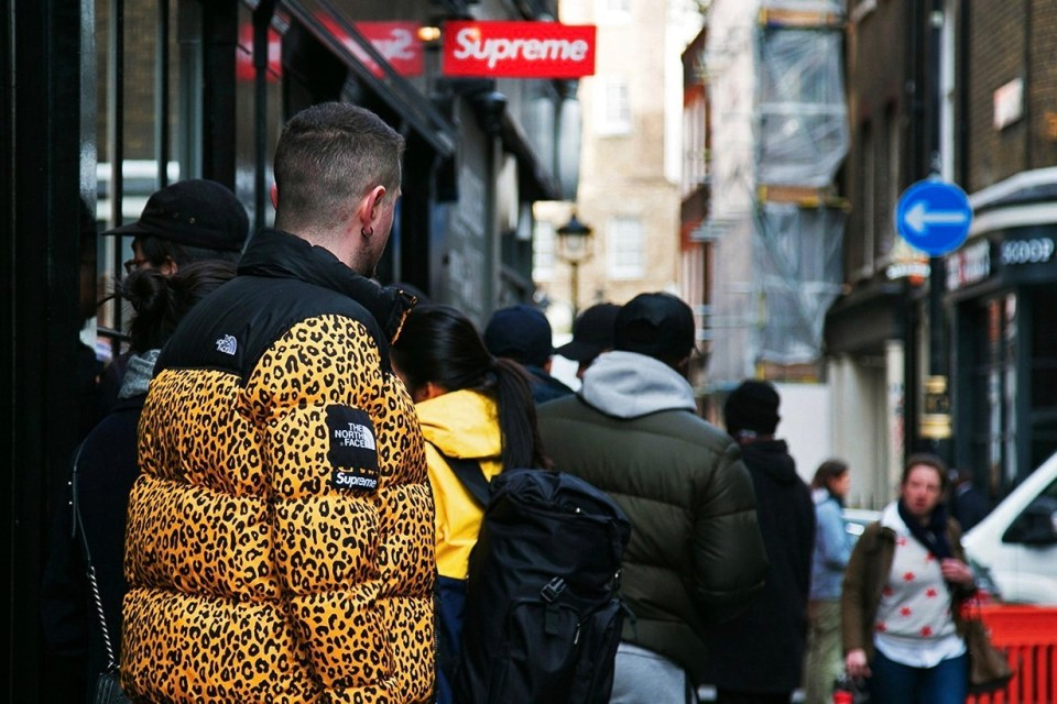 永不休止-Supreme Italia 上海第二家旗艦店開幕 | HYPEBEAST