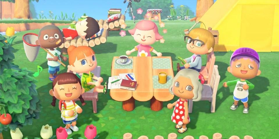 Nintendo Switch《集合啦!動物森友會》打破多國遊戲首週銷售紀錄 | HYPEBEAST