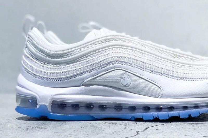 冰火交融 - Nike Air Max 97 全新配色「White Flame」正式發佈 | HYPEBEAST
