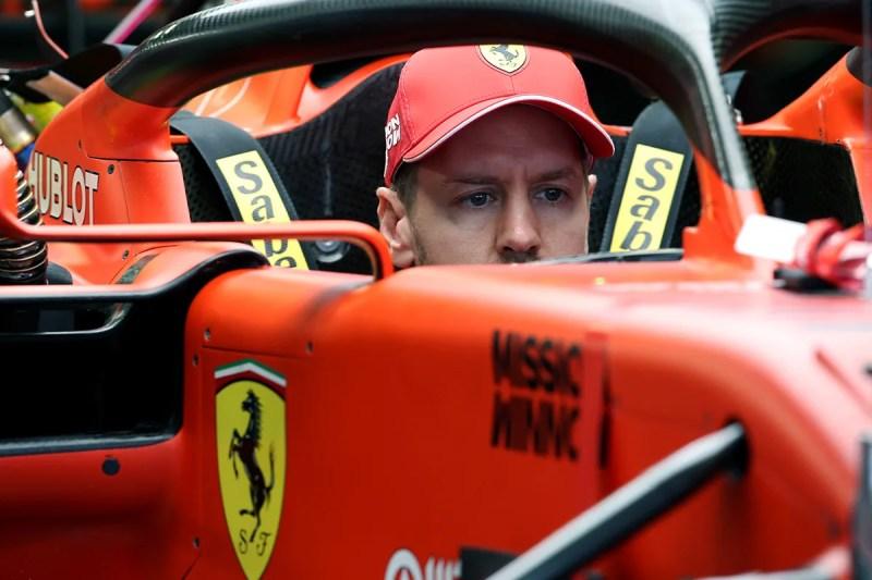 變天!四屆 Formula 1 世界冠軍 Vettel 將於年底離開 Ferrari 車隊 | HYPEBEAST