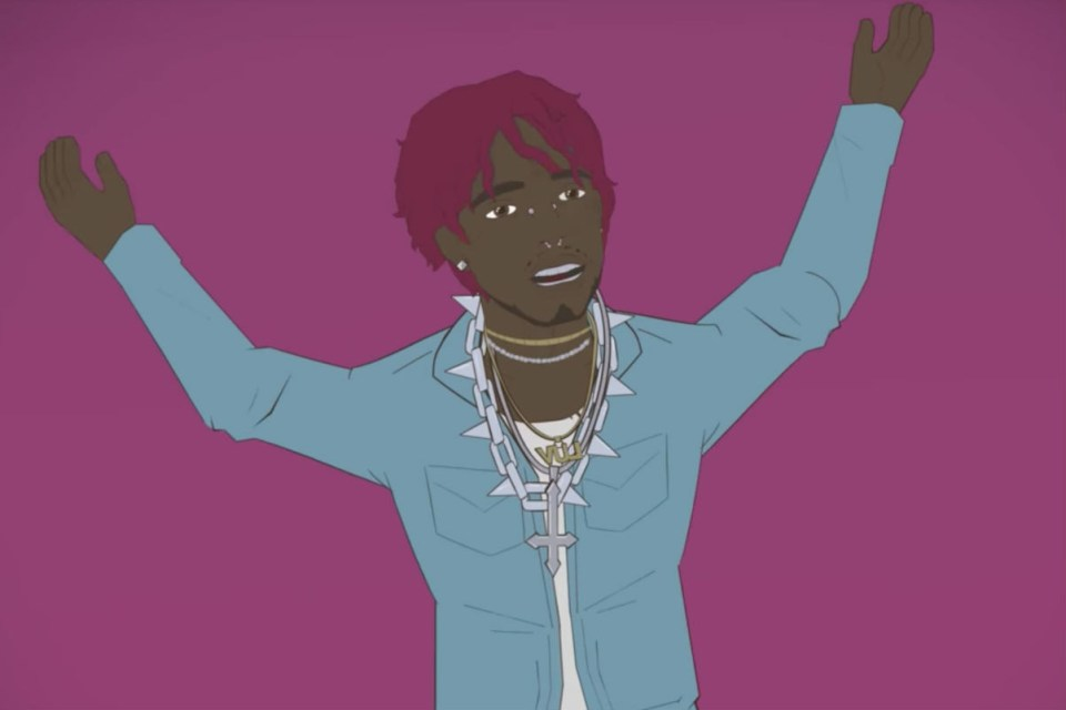 Lil Uzi Vert Xo Tour Llif3 Lyric Video Stream Hypebeast