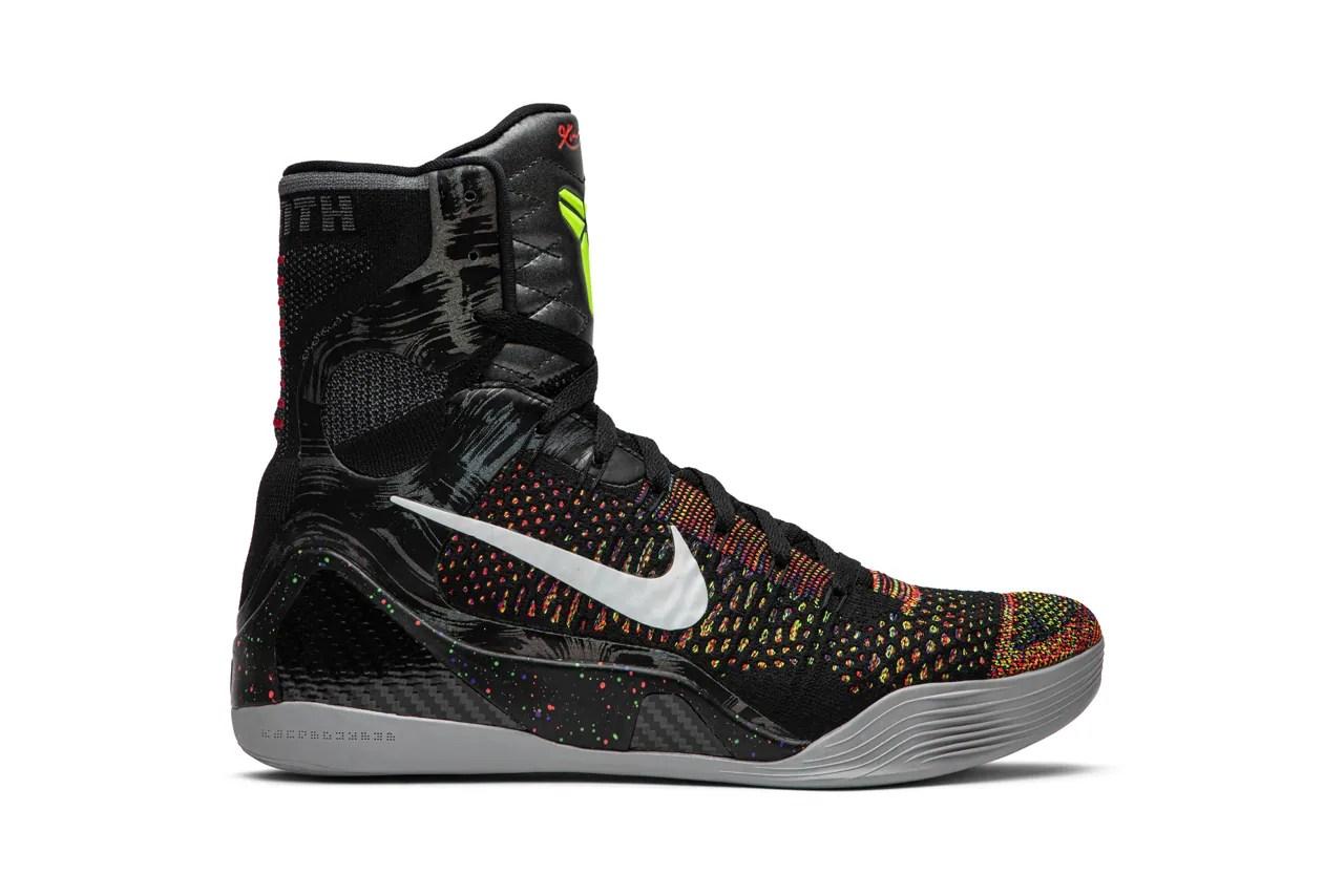 GOAT Recounts Kobe Bryant's Best Signature Shoes   HYPEBEAST
