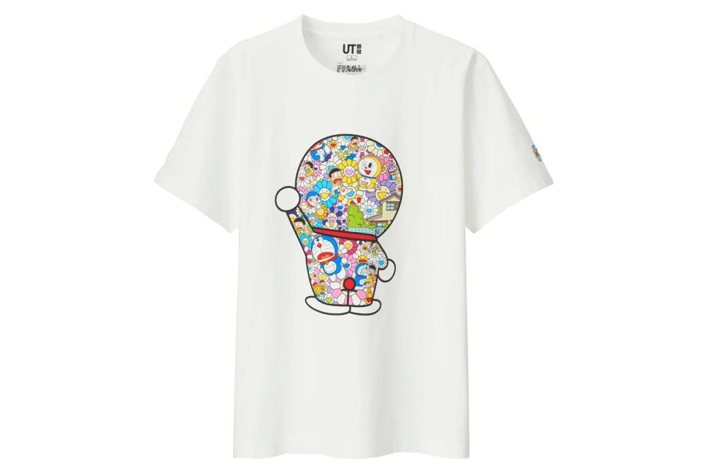 Doraemon x Takashi Murakami x Uniqlo UT T-Shirts | HYPEBAE