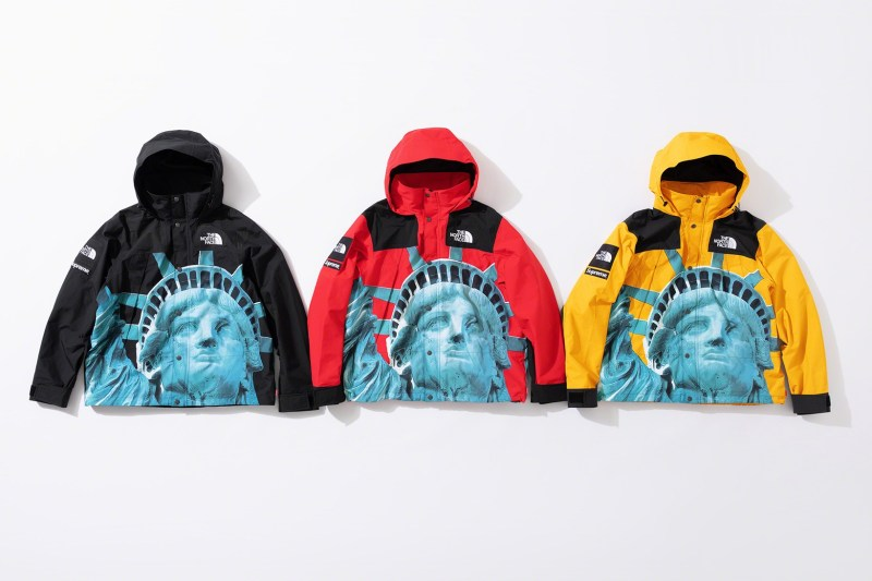 The North Face x Supreme's Fall 2019 Collection | HYPEBAE