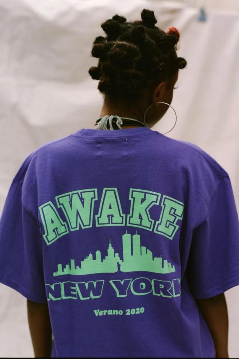 アウェイクNYが20年春夏シーズンのTシャツコレクションをリリース   HYPEBEAST.JP