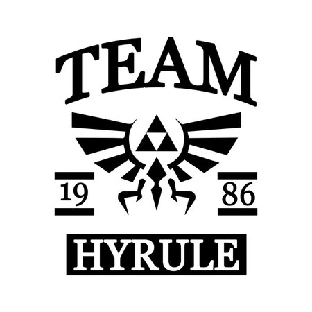 Soul of Hyrule Shirts t Video game