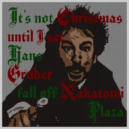 A Die Gruber Christmas Sweater NeatoShop
