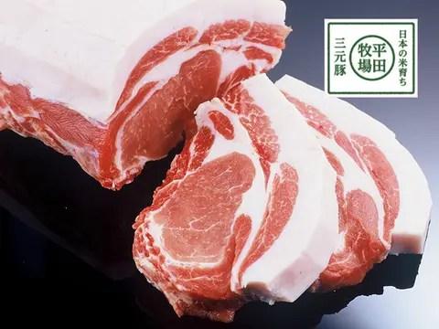 【肉の福袋】\限定品5種類+おまけ/三元豚をふんだんに楽しめる超お得な福袋
