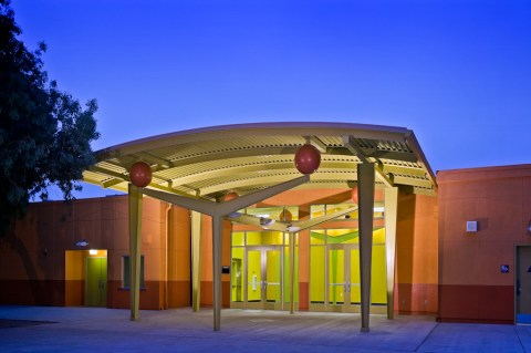 Lincoln High School Theater, San Jose, CA