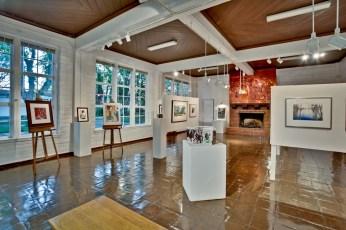 Adobe Art Gallery, Castro Valley, CA